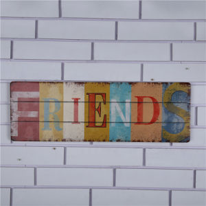 "Wood Letters""Family"" Wall Plaques Hanging Wooden Art for Housing Interior pictures & photos"