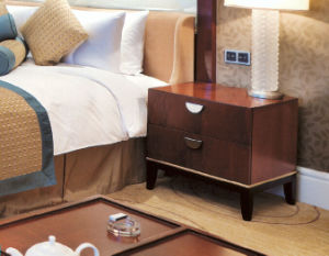 Luxury Star Hotel President Bedroom Furniture Sets/Standard King Size Room Furniture/Luxury Classic Single Bedroom Furniture (GLNB-050505) pictures & photos