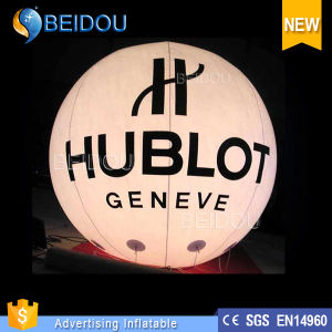 Lighting Helium RC Inflatable Airship Blimps Large Advertising LED Balloons pictures & photos