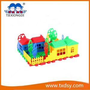 Large Desktop Toy Plastic Building Blocks for Kids pictures & photos