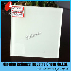 4mm Ultra White Painted Glass / Baking Glass (Black, Green, Blue, Yellow, Pink) pictures & photos