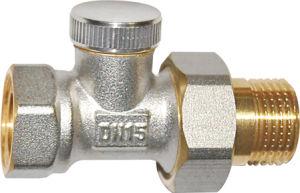 Brass Radiator Valve (a. 7018) pictures & photos