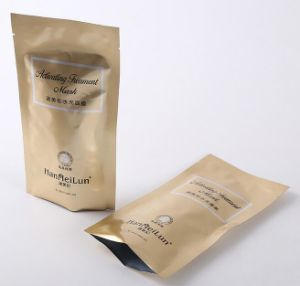 Top Selling Aluminum Foil Facial Mask Packing Bags pictures & photos