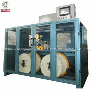 630mm Cross Skeleton Semi-Automatic Spool Changer pictures & photos