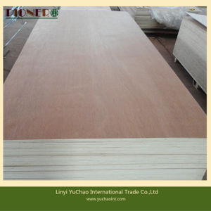 1220X2440X2.5mm Hardwood Commercial Plywood for Making Door pictures & photos
