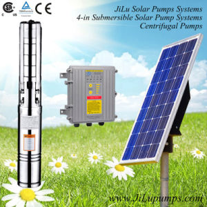 250W-1500W Solar Centrifugal Pump, Submersible Pump 24V-96V pictures & photos