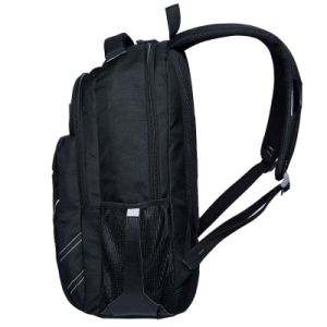 Custom Wholesale Black Travel Business Backpack Daypack for Men pictures & photos