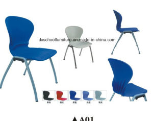 New Style Plastic Product Stackable Office Chair pictures & photos