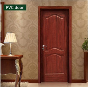 Stylish PVC Doors Populized in Western Countries pictures & photos