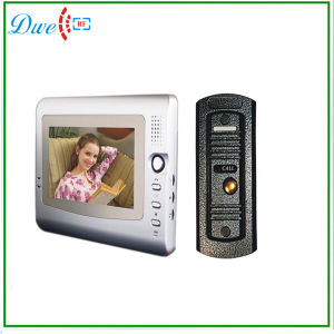 Color Door Video Intercom 7inch for Villa pictures & photos