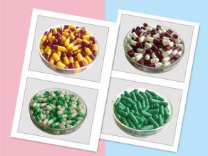 Bovine Gelatin Capsule/HPMC Capsule/Empty Hard Gelatin Capsule pictures & photos