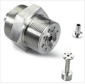 Custom Aluminum Turning CNC Machining Parts pictures & photos