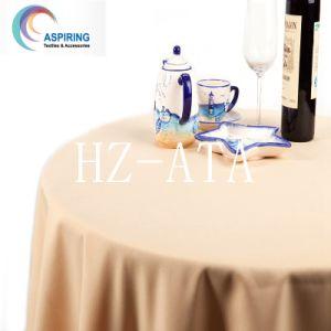 Tablecloth Minimatt Fabric /Solid Color Minimatt Fabaric pictures & photos