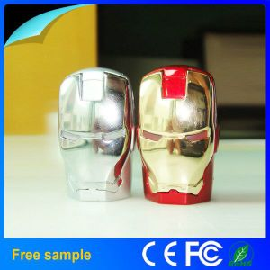 Nice Fashion Gift Iron Man Pendrive USB 8GB pictures & photos
