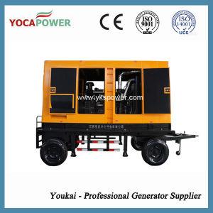 300kw Shanghai Engine Silent Power Diesel Generator Set pictures & photos
