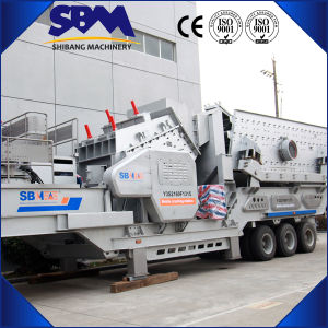 90% Discount Small Mobile Crusher, Mobile Rock Crusher pictures & photos