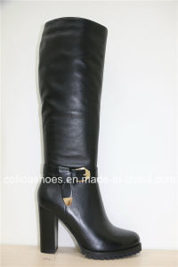 Newest Sexy Fashion High Heel Ladies Boots pictures & photos