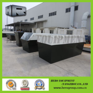 8m Waste Container Steel Skip Bins pictures & photos