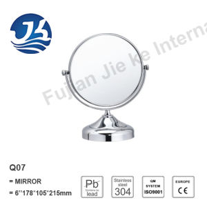 High Quality Stainless Steel Bathroom Hardware Bathroom Mirror Q07
