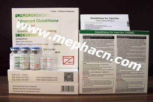 Rex Beauty Injection Advanced Glutathione 2400mg pictures & photos