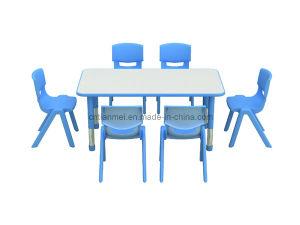 Durable Imported PP Desk, Eco-Friendly Kindergarten Table Desk pictures & photos