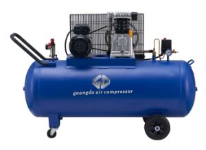 2.5kw 3.5HP 200L 8bar Italy Type Air Compressor (GHE2065) pictures & photos