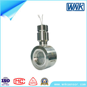 Wholesale Differential Pressure Transmitter Sensor with High Accuracy 0.1% pictures & photos