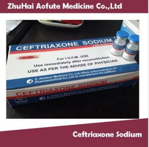 Ceftriaxone Sodium for Injection pictures & photos