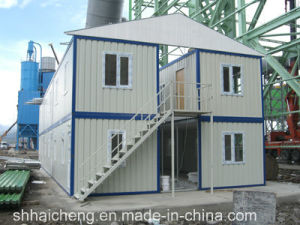 Living Container House, Modular Container House, Office Container pictures & photos