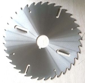 "11""*40t Multi Rip Saw Blade with Carbide Wiper"
