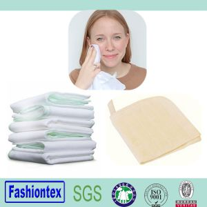 Organic Cotton Muslin Cleansing Cloths pictures & photos