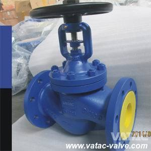 Cast Steel Bellow Sealed Globe Valve pictures & photos