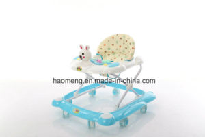 Cartoon Stereo Modelling Baby Walker with Music pictures & photos