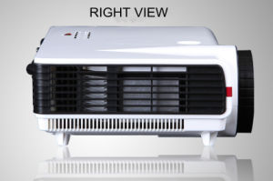 OEM New Generation HDMI Video LED TV Projector Support 1080P pictures & photos