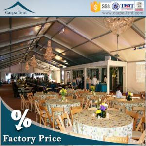 Solid Aluminium PVC Fabric 40X60m Tent with Membrane Structure for Event pictures & photos