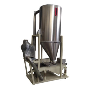 Vibration Sieve with Storage Hopper by Air Blower pictures & photos
