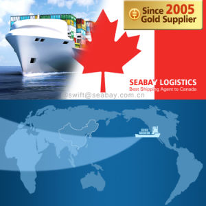 Shipping Rates to Canada From China/Beijing/Tianjin/Qingdao/Shanghai/Ningbo/Xiamen/Shenzhen/Guangzhou pictures & photos