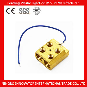 Precision Customized Brass Terminal with Wire pictures & photos