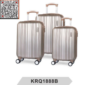 Hotsale PC Travel Trolley Luggage Bag Suitcase pictures & photos