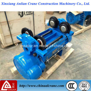 Integral Type Electric Wire Rope Pulling Hoist