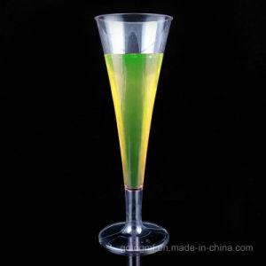 PP/PS Plastic Cup Disposable Tumbler Champagne Flute pictures & photos