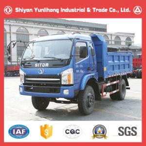 Sitom 4X2 7 Ton Dump Truck pictures & photos