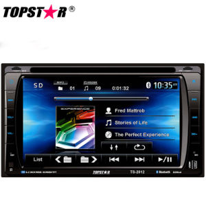 6.2inch Double DIN Car DVD Player with Android System pictures & photos
