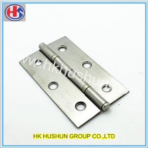 High Quanlity 201 Stainless Steel Door Hinge with ISO9001-2008 (HS-SD-0001) pictures & photos