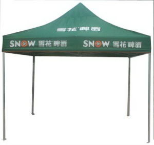3X3m Series Pop up Folding Tent with Print Logo pictures & photos