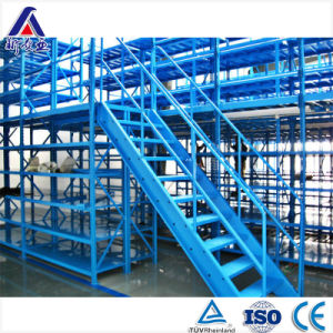China Manufacturer Widely Used Multi Level Mezzanine Rack pictures & photos