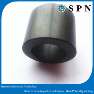 Ferrite Permanent Magnet Anisotropic Magnet Rings pictures & photos