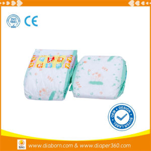 2014 New Baby Diaper Manufacturer with Blue Layer pictures & photos