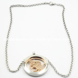 Stainless Steel Fashion Necklace Jewelry with Locket Pendant pictures & photos