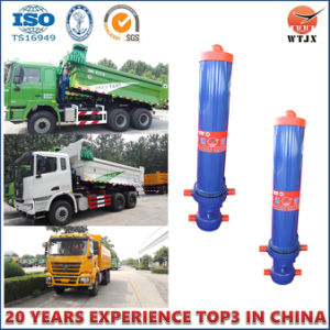 Hot Sale FE Hydraulic Cylinder for Dump Truck with TS16949 pictures & photos